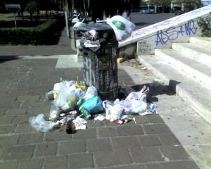 roma degrado