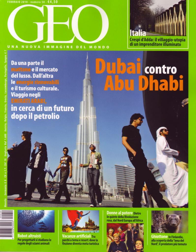GeoMagazine
