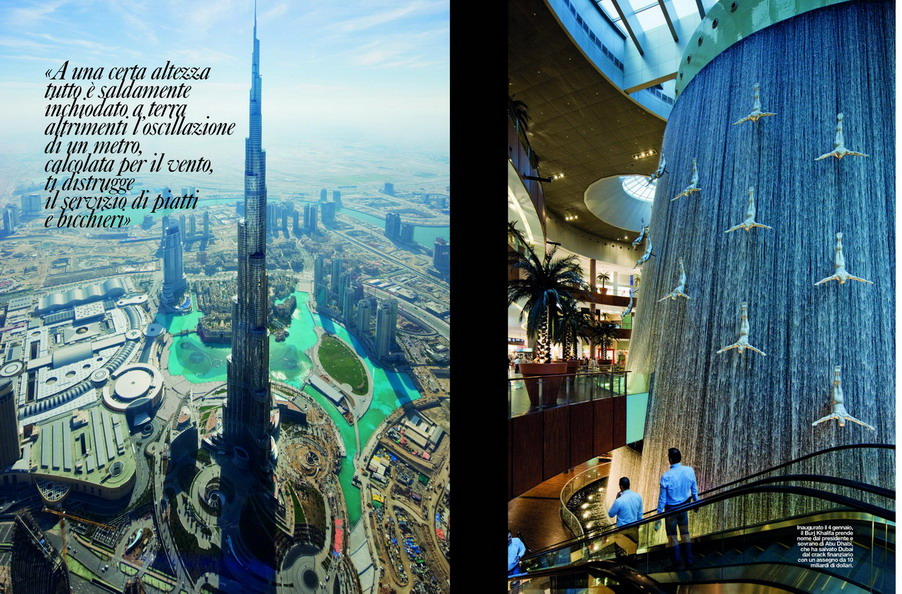 DON 140 141 D di Repubblica: Burj Khalifa