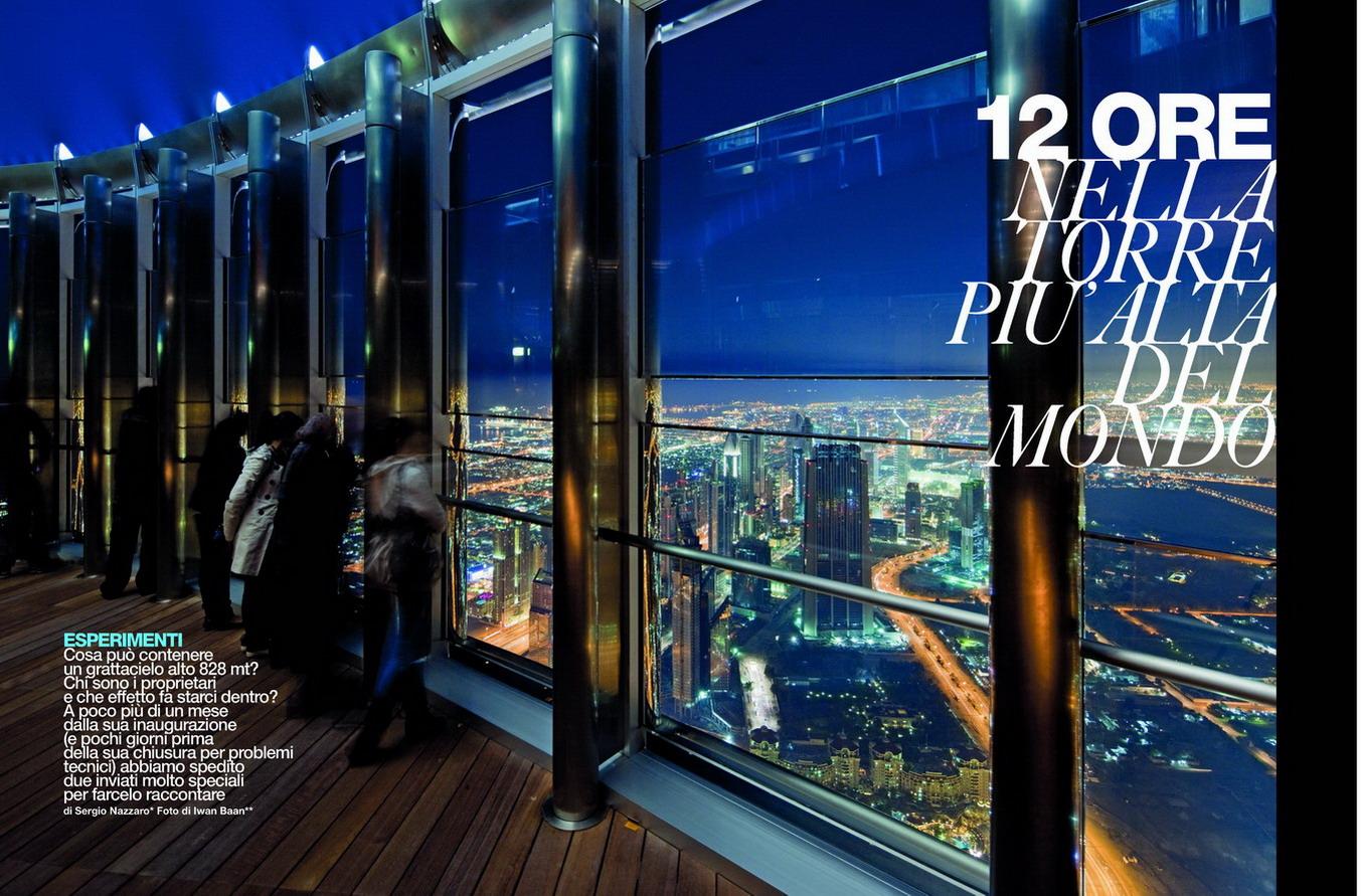 d D di Repubblica: Burj Khalifa
