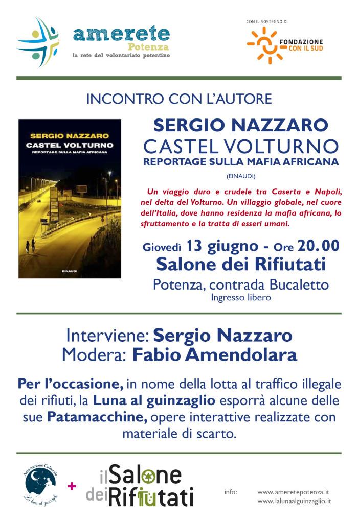 Castel Volturno (Einaudi) Basilicata Tour