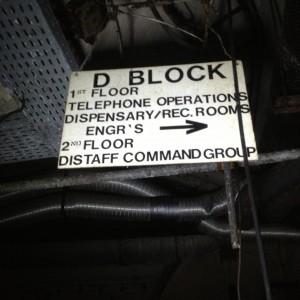 blocco D : indicazioni