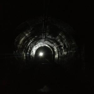 nel tunnel del Proto