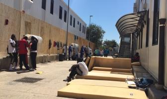 Lampedusa: Cpsa (centro primo soccorso e aiuto)