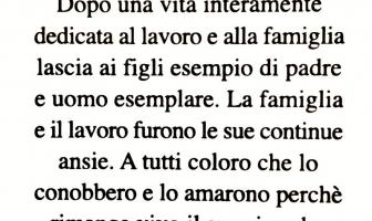Michele Landa: la storia
