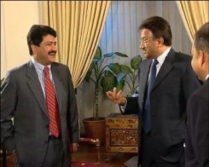 hamid-mir-with-musharraf1