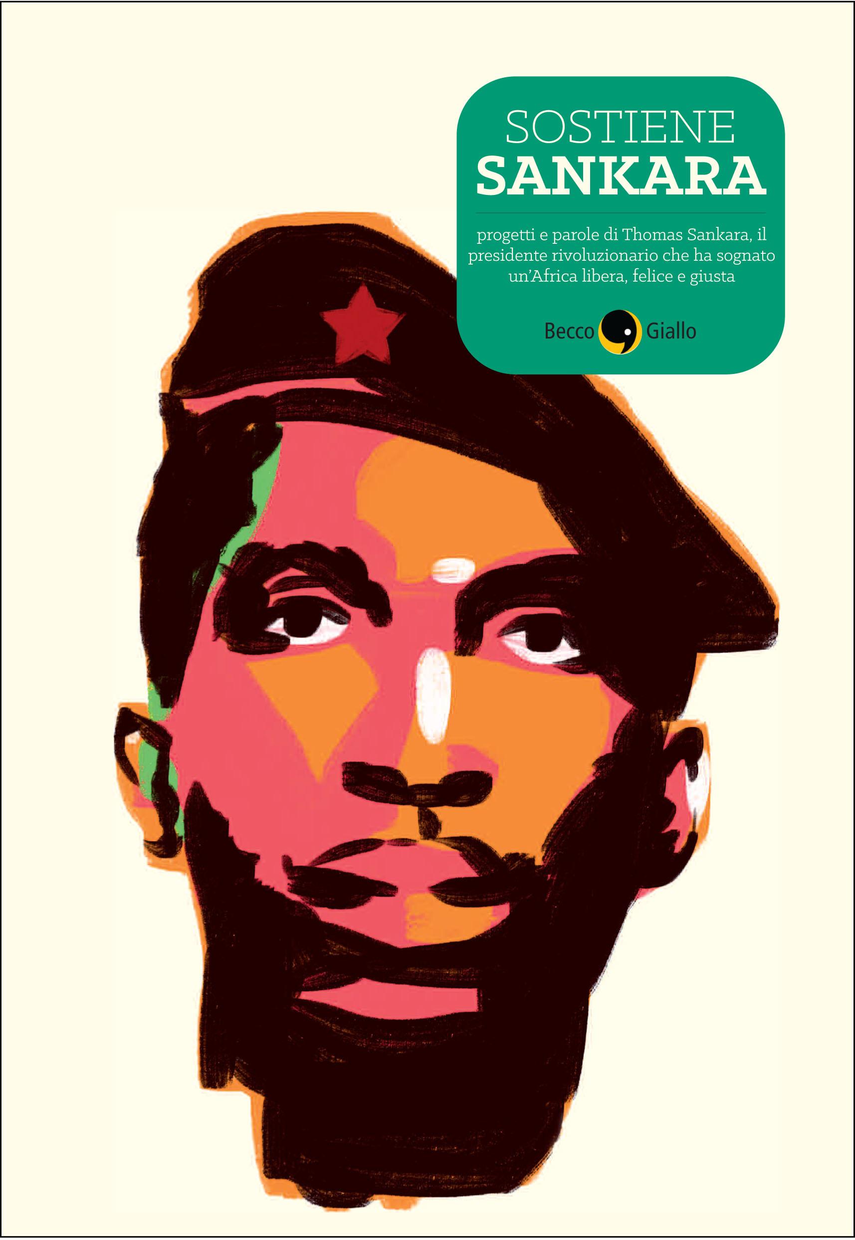 Sostiene Sankara copertina